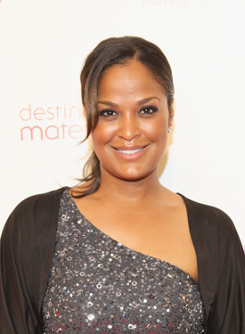 Laila Ali Destination Maternity Fashion's Night Out